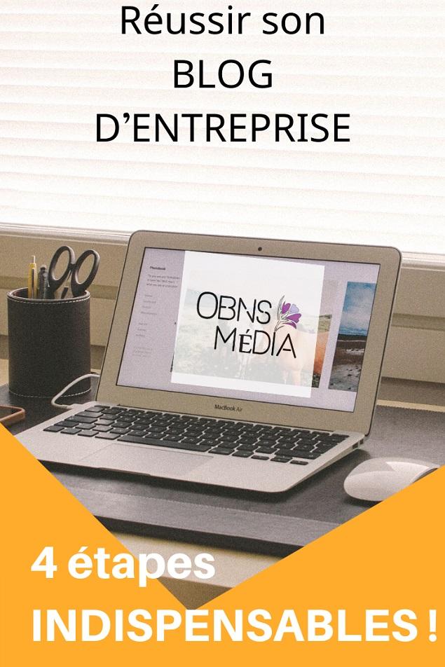comment réussir blog entreprise